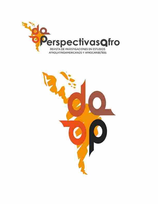 Revista Perspectivas Afro