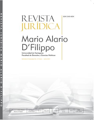Revista Jurídica Mario Alario D´Filippo